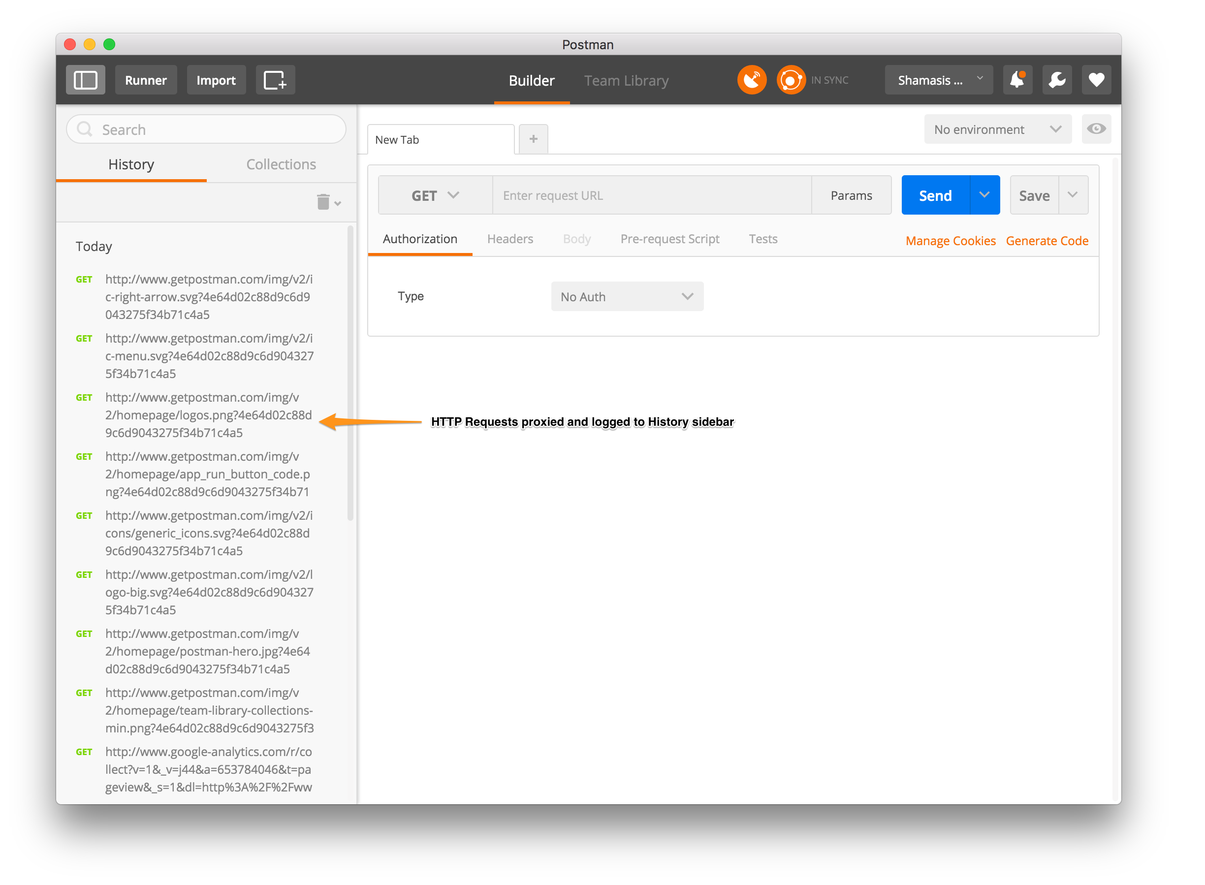Using Postman Proxy to Capture and Inspect API Calls from iOS or
