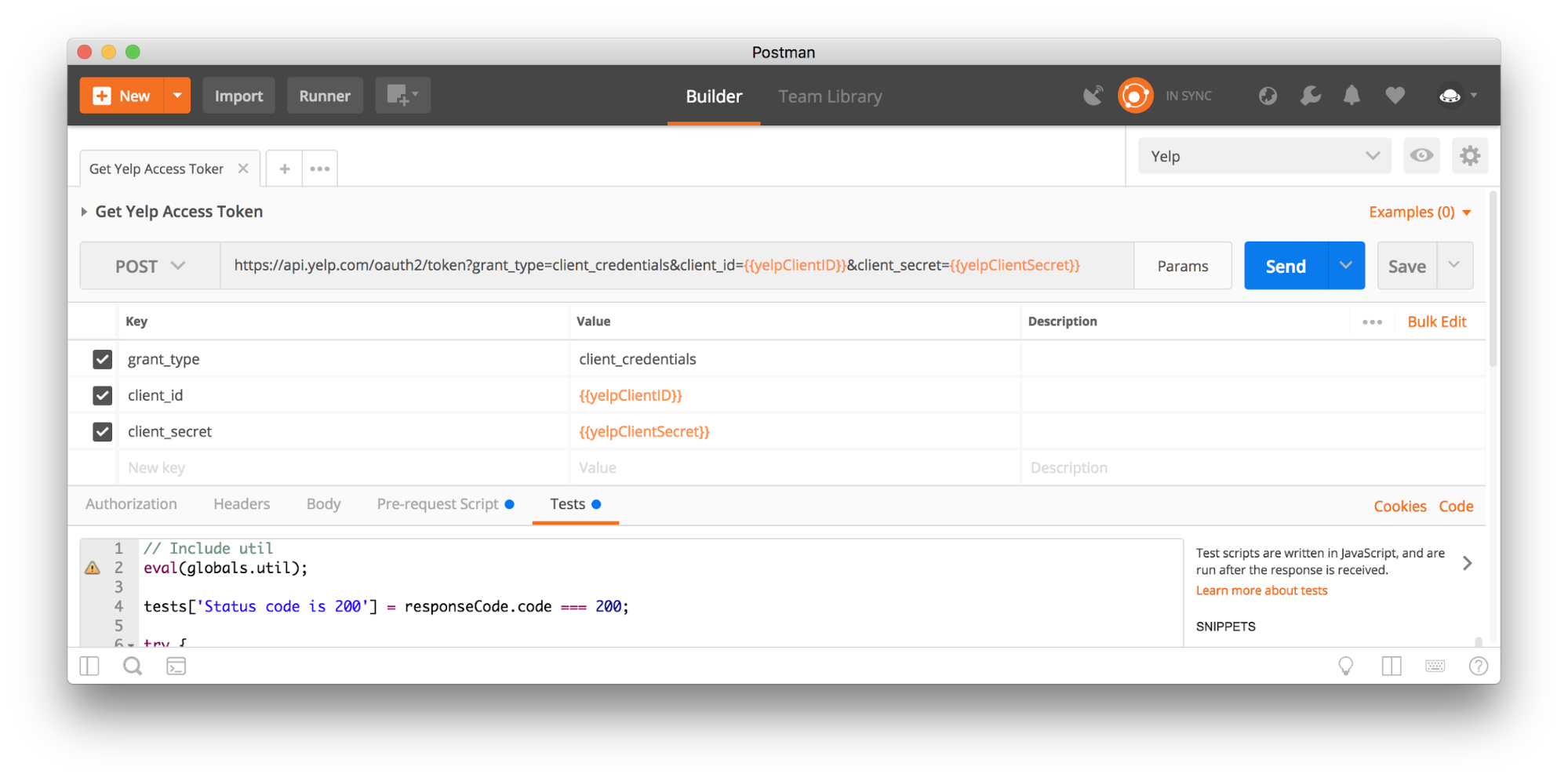 10 tips for working with Postman variables - Postman Blog